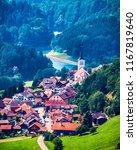 Switzerland Town - Montreux