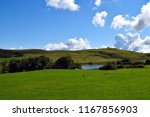 beautiful views of green... | Shutterstock . vector #1167856903
