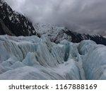 franz josef glacier  new...   Shutterstock . vector #1167888169