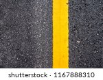asphalt road surface with... | Shutterstock . vector #1167888310