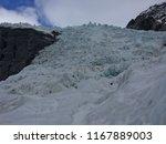 franz josef glacier  new...   Shutterstock . vector #1167889003