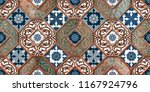 wall decorative oil paint design background, - stock photo