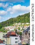view of triberg in schwarzwald... | Shutterstock . vector #1167936763