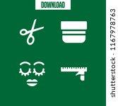 procedure icon. 4 procedure...   Shutterstock .eps vector #1167978763
