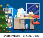new year night period of... | Shutterstock .eps vector #1168070539