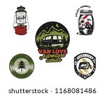 vintage hand drawn travel...   Shutterstock .eps vector #1168081486