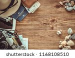 looking image of travelling... | Shutterstock . vector #1168108510