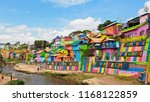 malang  indonesia   july 12 ... | Shutterstock . vector #1168122859