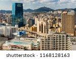 kobe   japan   november 11th...   Shutterstock . vector #1168128163