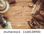 looking image of travelling... | Shutterstock . vector #1168138900