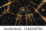 rotating cube with hexadecimal... | Shutterstock . vector #1168140706