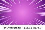 radial background of halftones... | Shutterstock . vector #1168140763