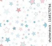 seamless vector repetitive... | Shutterstock .eps vector #1168170766
