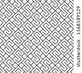 tribal wallpaper. symbols... | Shutterstock .eps vector #1168189129
