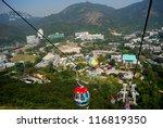 ocean park  hongkong   january...   Shutterstock . vector #116819350