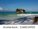 zanzibar is an island connected ... | Shutterstock . vector #1168214920