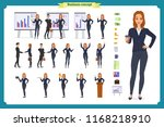 ready to use character set.... | Shutterstock .eps vector #1168218910