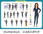 ready to use character set.... | Shutterstock .eps vector #1168218919