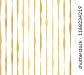 gold foil hand drawn vertical... | Shutterstock .eps vector #1168234219