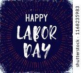vector illustration labor day a ... | Shutterstock .eps vector #1168235983
