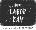 vector illustration labor day a ... | Shutterstock .eps vector #1168239100
