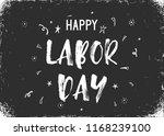 vector illustration labor day a ... | Shutterstock .eps vector #1168239100
