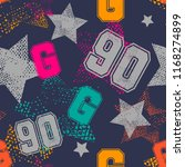 abstract settles teenager...   Shutterstock .eps vector #1168274899