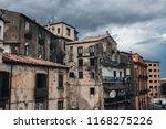 old italian architecture | Shutterstock . vector #1168275226