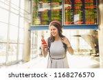 theme travel and tranosport.... | Shutterstock . vector #1168276570
