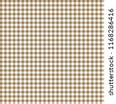 smooth gingham seamless pattern ... | Shutterstock .eps vector #1168286416