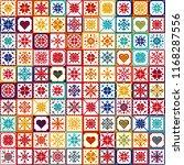 beading design  tribal design ... | Shutterstock .eps vector #1168287556