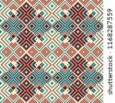 beading design  tribal design ... | Shutterstock .eps vector #1168287559