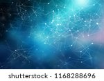 connection technologies backdrop | Shutterstock . vector #1168288696