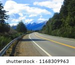 another view of the road and... | Shutterstock . vector #1168309963