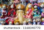 flea market   folk crafts.... | Shutterstock . vector #1168340770