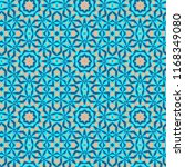 seamless color pattern from a... | Shutterstock . vector #1168349080