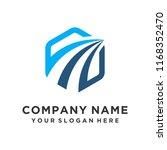 faster logo template vector | Shutterstock .eps vector #1168352470