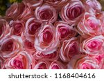 beautiful flower decorate... | Shutterstock . vector #1168404616