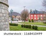 cetinje  montenegro   april... | Shutterstock . vector #1168410499