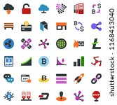 colored vector icon set  ...   Shutterstock .eps vector #1168413040