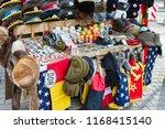 berlin   germany   february... | Shutterstock . vector #1168415140