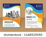 business abstract vector... | Shutterstock .eps vector #1168525450