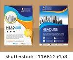 business abstract vector... | Shutterstock .eps vector #1168525453