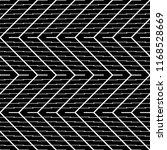 design seamless monochrome... | Shutterstock .eps vector #1168528669