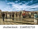 marrakesh  morocco 11.05.2018 ...   Shutterstock . vector #1168532710