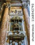 vatican city   august 8  2016 ... | Shutterstock . vector #1168542793