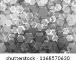 dark silver  gray vector... | Shutterstock .eps vector #1168570630