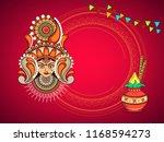 vector illustration of happy...   Shutterstock .eps vector #1168594273