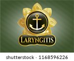 golden emblem with anchor icon ...   Shutterstock .eps vector #1168596226
