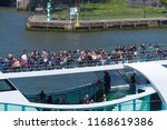 rotterdam  netherlands   may 6  ... | Shutterstock . vector #1168619386
